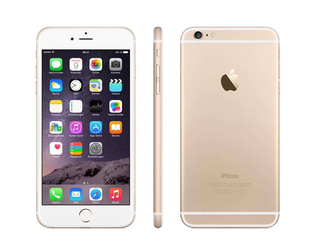 Iphone S Gold Neu