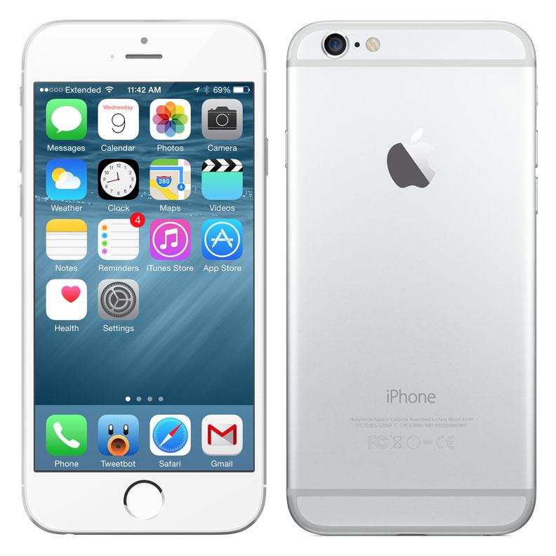 Home / Shop / Telecom / Smart Phones / Apple iPhone 6 Plus Silver 64GB