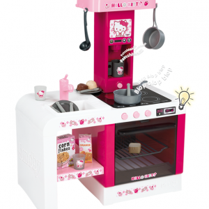 Smoby hello kitty cheftronic kitchen toys